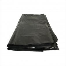 Мешок для мусора ПВД 120л, 70х110, 40гр стандарт