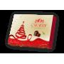 Шоколад Carla Рождественский шоколадный набор Вишня в ликере 190 г (10)