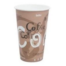 """Стакан для горячих напитков """"Кофе"""", 400мл"""