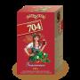 МТ 704 стандарт черный чай ароматизированный крупнолистовой Земляника 100 г картон