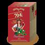 МТ 704 стандарт черный чай ароматизированный крупнолистовой Земляника 200 г картон