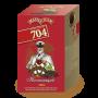 МТ 704 стандарт черный чай Настоящий 200 г крупный лист картон