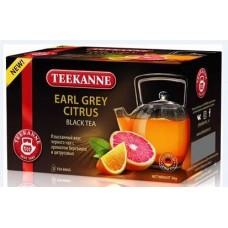 Чай TEEKANNE Earl Grey Цитрус 20 пак.