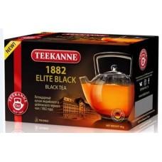 Чай TEEKANNE 1882 ЭЛИТ БЛЭК /1882 ELITE BLACK черный 20 пак.