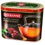 Чай TEEKANNE Blackcurrant-Pomegranate Black Tea 150г ж/б