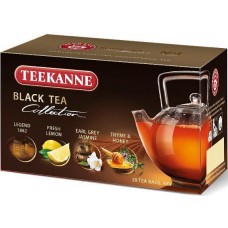 Чай TEEKANNE ассорти из черных чаев 20 пак.