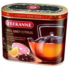 Чай TEEKANNE Earl Grey Citrus Black Tea 150г ж/б