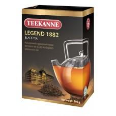 Чай TEEKANNE Legend 1882 черный листовой 100г лист