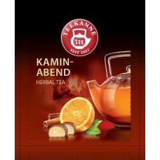 Чай TEEKANNE Kaminabend ройбуш, апельсин, корица 300 пак.