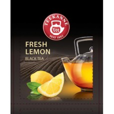 Чай TEEKANNE Fresh Lemon черный с лимонным соком 300 пак.