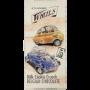 Шоколад Бельгийский Classic Wheels молочный шоколад с дробленным печеньем 100 г