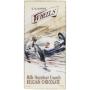 Шоколад Бельгийский Classic Wheels мол.шок. дробленный фундук 100 г