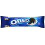 Oreo печенье с какао и начинкой с ванильным вкусом, 95г