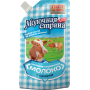 Молоко Молочная Страна цельное сгущенное с сахаром ГОСТ 270гр дой-пак